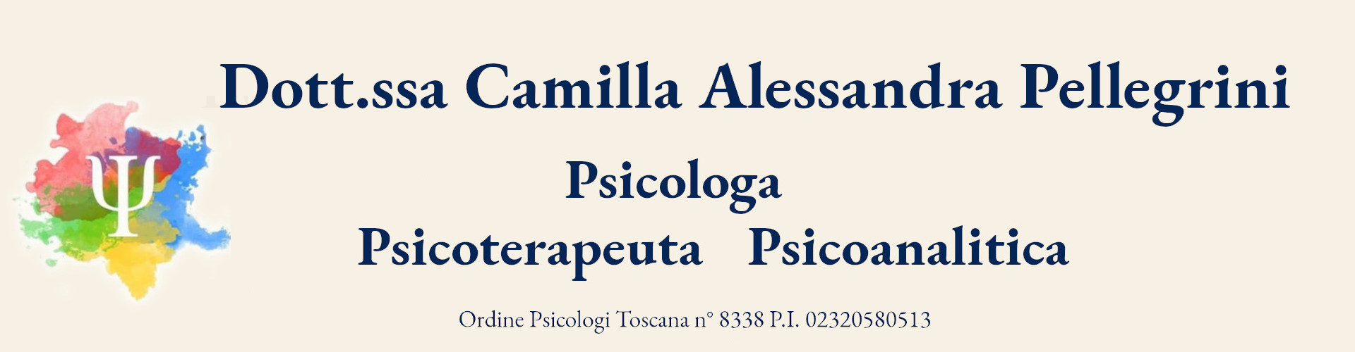 Dott.ssa Camilla Alessandra Pellegrini