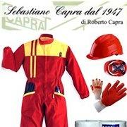 Attrezzature antinfortunistiche a Cagliari. Contatta CAPRA SEBASTIANO tel: 070 6851500, 070 653859