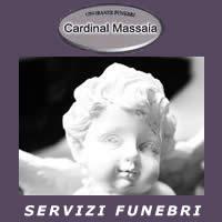 ONORANZE FUNEBRI CARDINAL MASSAIA di Maschio Passaniti Gesualdo