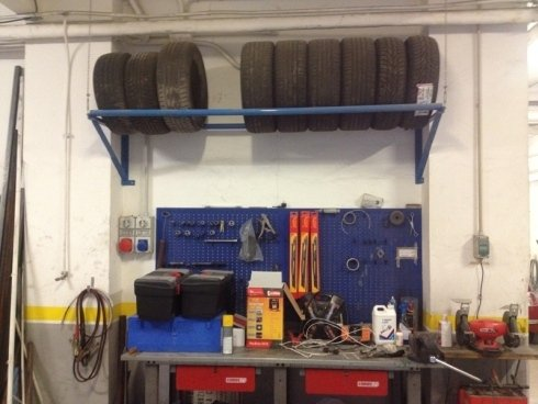 Riparazione Pneumatici e cambio pneumatici