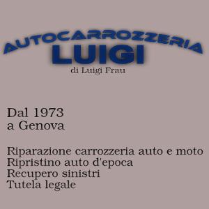 Autocarrozzeria Luigi Frau:Carrozzerie a Genova Quinto