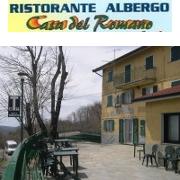 RISTORANTE A FASCIA. TELEFONA A RISTORANTE ALBERGO CASA DEL ROMANO ALLO 010 95946 cell 347 2733773