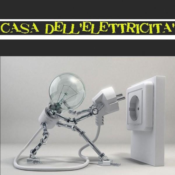 CASA DELL'ELETTRICITA' DI F. DI CRESCENZIO
