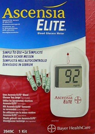 Apparecchi per la misurazione di glicemia e colesterolo