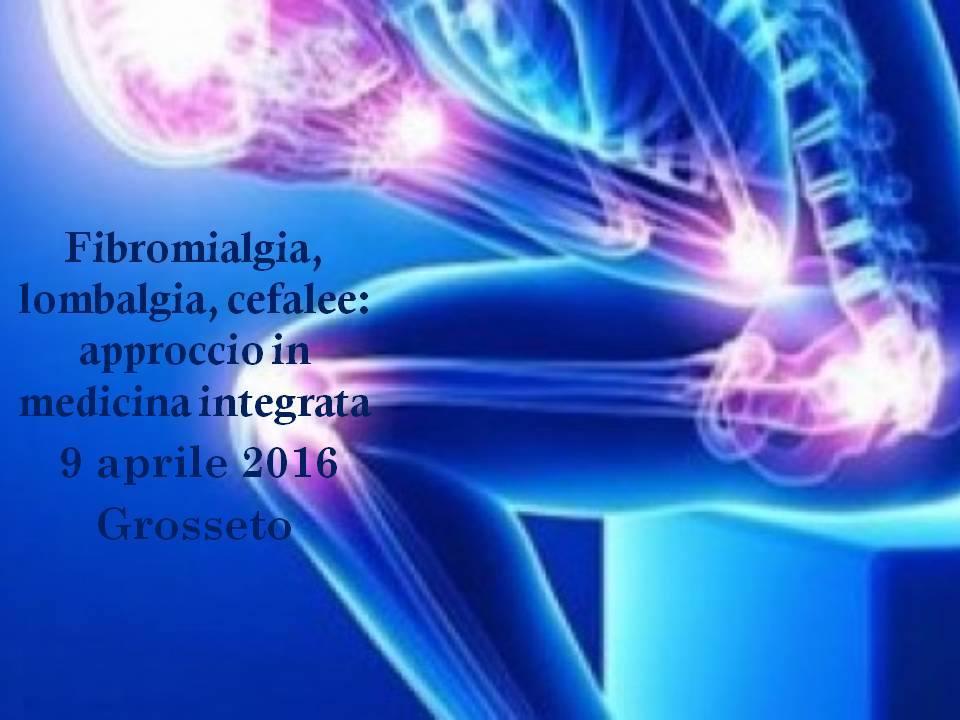 Fibromialgia, lombalgia, cefalee - DOTT.SSA CHIARA PICA