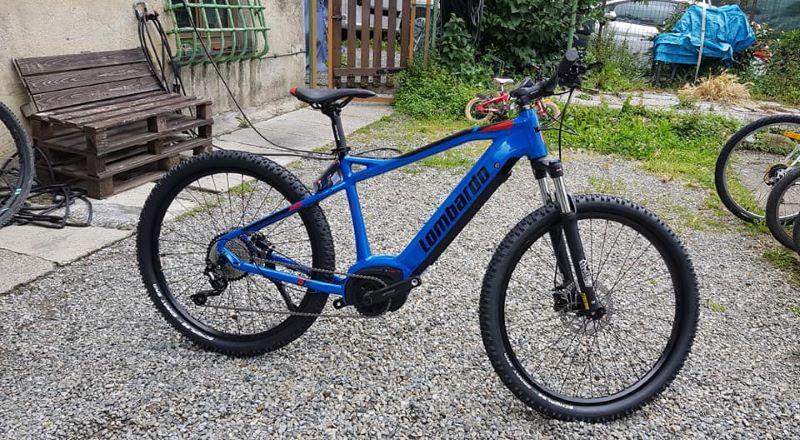 E-Bike Lombardo Tonale