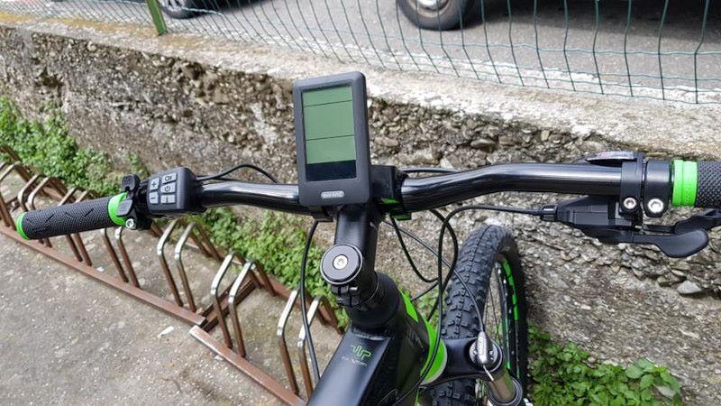 E-Bike Montana e-Shiver 27.5
