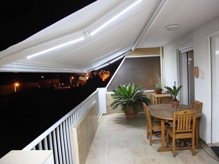 Tende Da Sole Per Balcone : Tende da sole per balconi terrazzi e giardini c m v snc di