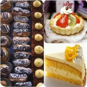 Torte salate a Rivarolo. Rivolgiti a PASTICCERIA ENEA tel 010 7490462