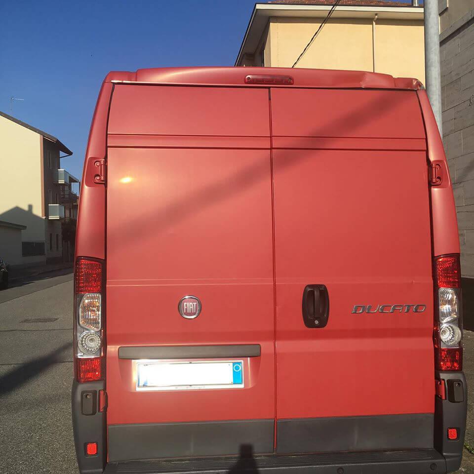 Trasporti urgenti a Torino