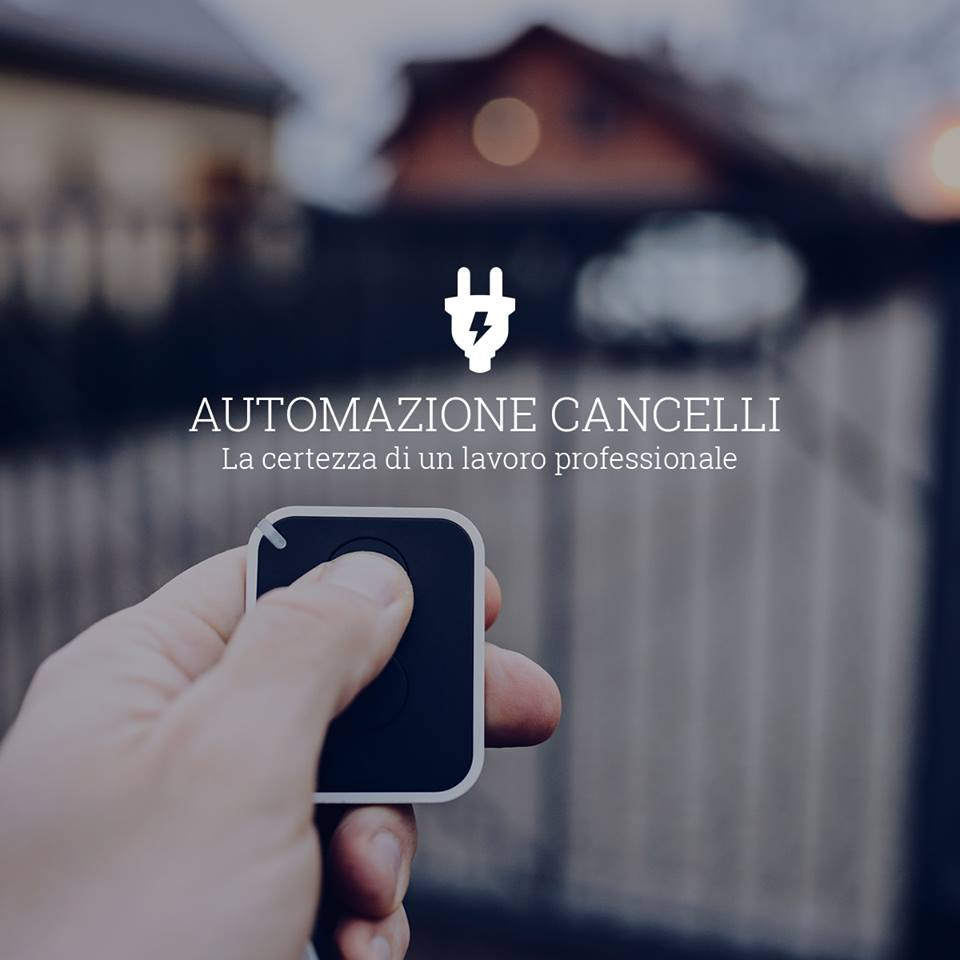 Automazione Cancelli