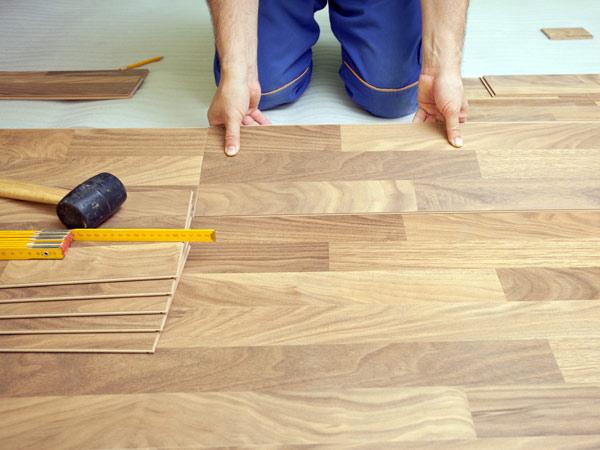 Posa pavimenti legno Varese