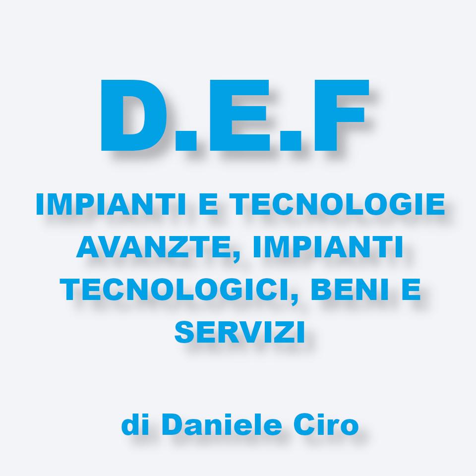 D.E.F. IMPIANTI