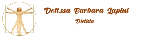 Dott.ssa Barbara Lapini dietista ad Arezzo