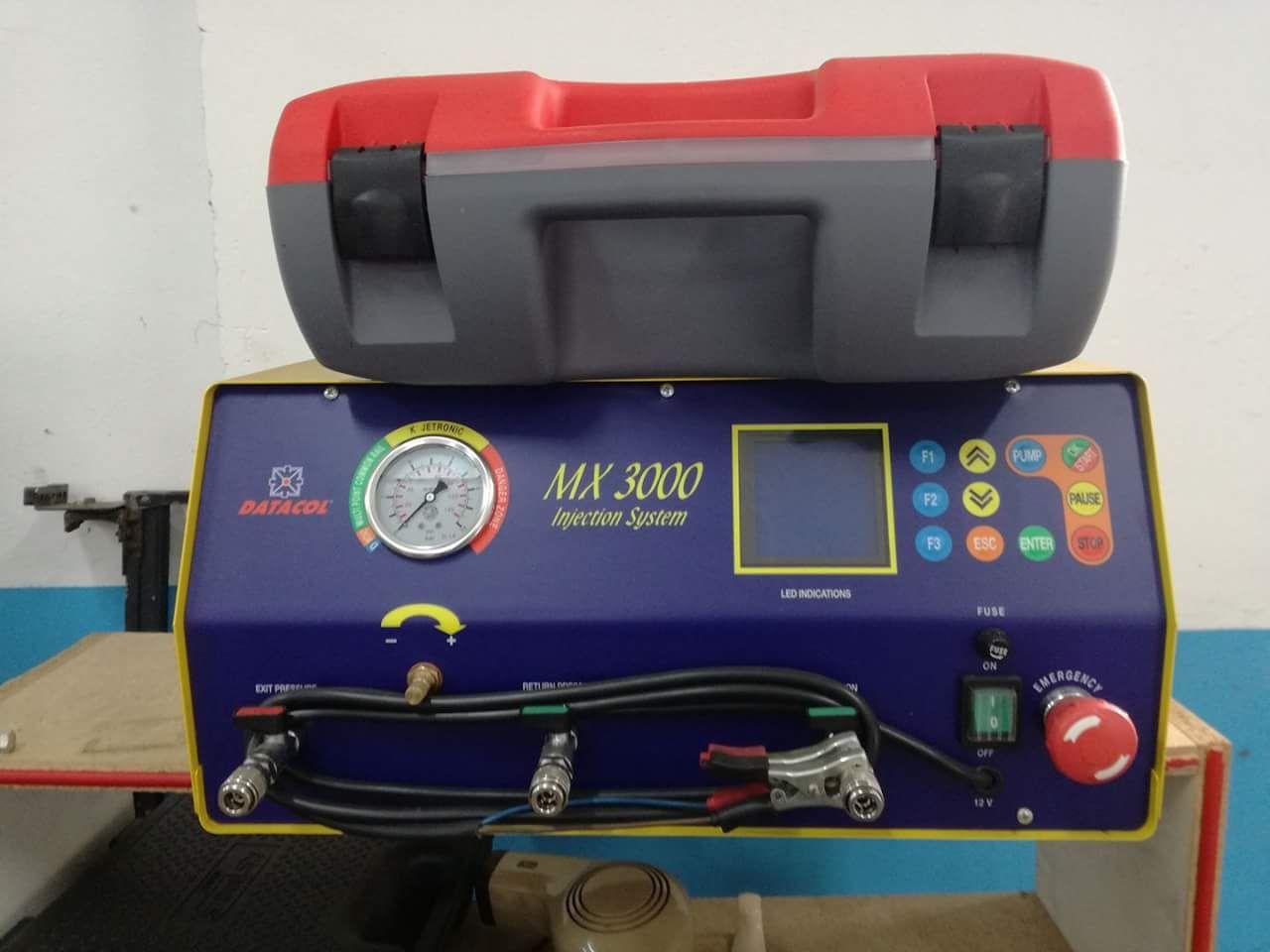 Pulizia iniettori gasolio