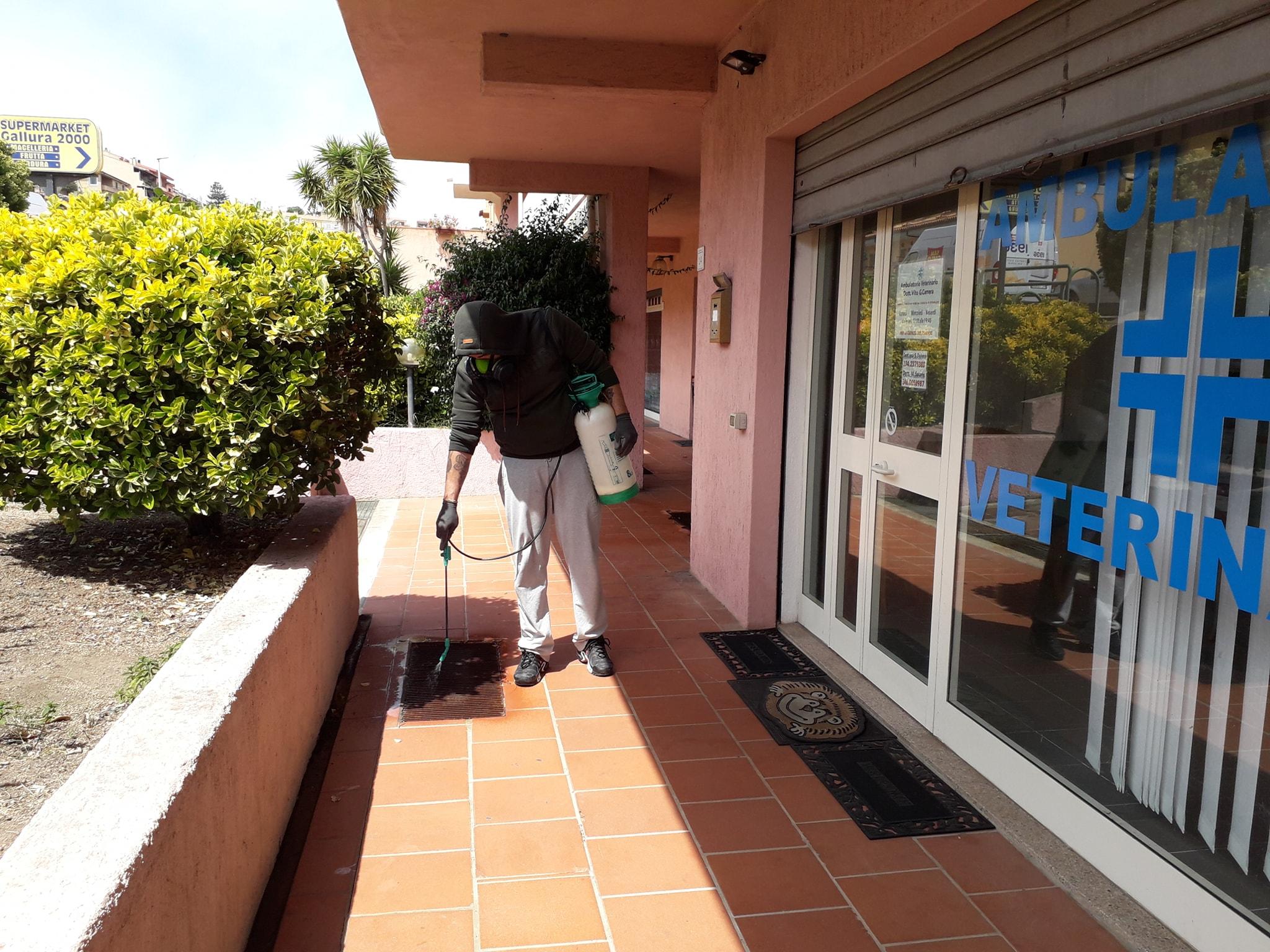 Igiene ambientale a Sassari