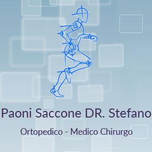 Ortopedico a Pescara. Rivolgiti a PAONI SACCONE DR. STEFANO cell 333 9919664