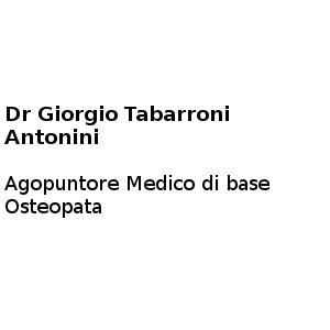 Dr. Giorgio Tabarroni Antonini