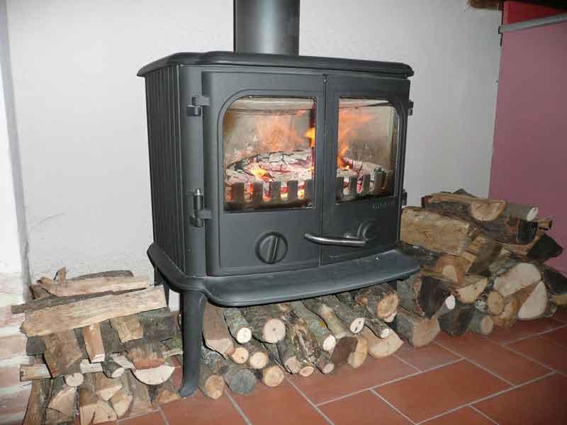 Impianti di riscaldamento a legna dughera sandro - Stufe a legna economica ...