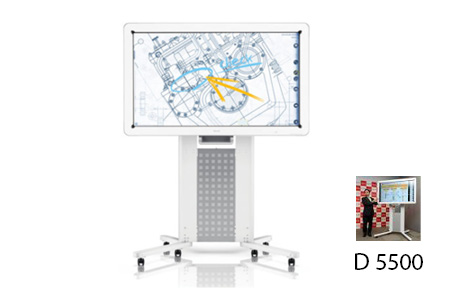 Ricoh lavagna interattiva D5500