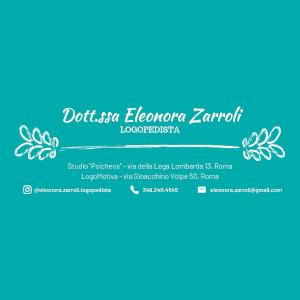 Dott.ssa Eleonora Zarroli