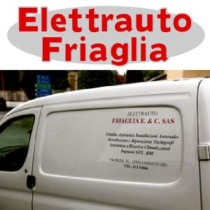 ELETTRAUTO FRIAGLIA E. & C. SAS