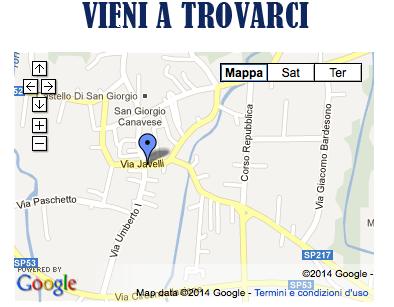 Elettricandrea Mappa