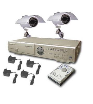 Videocontrollo Antifurti