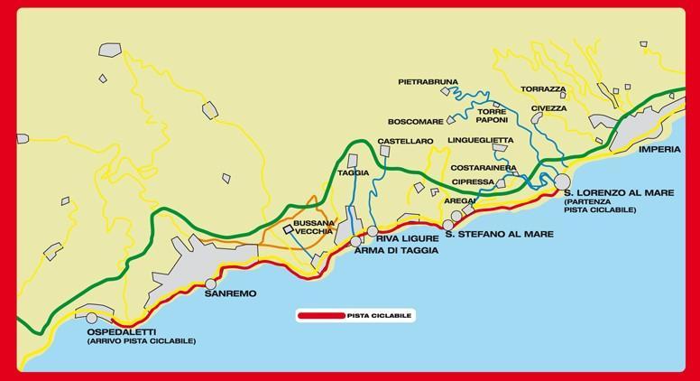 Elio Sport Mappa