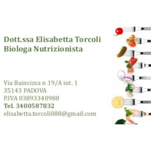 Dott.ssa Elisabetta Torcoli