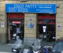 MOTO E SCOOTER A GENOVA. CONTATTA  EROS MOTO ALLO 010540357promozione