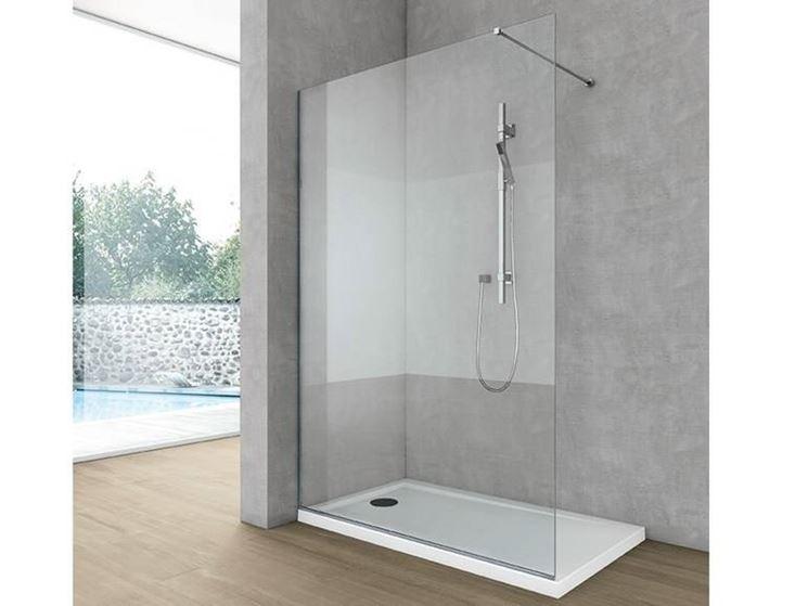 Box doccia euroserramenti snc di parasporo c - Vetri per doccia ...