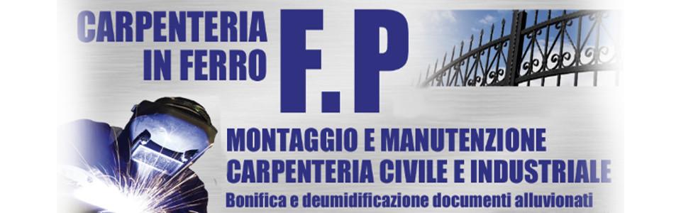 F.P CARPENTERIA IN FERRO DI FABIANO ANTONIO