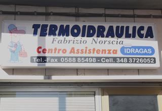 Fabrizio Norscia Termoidraulica