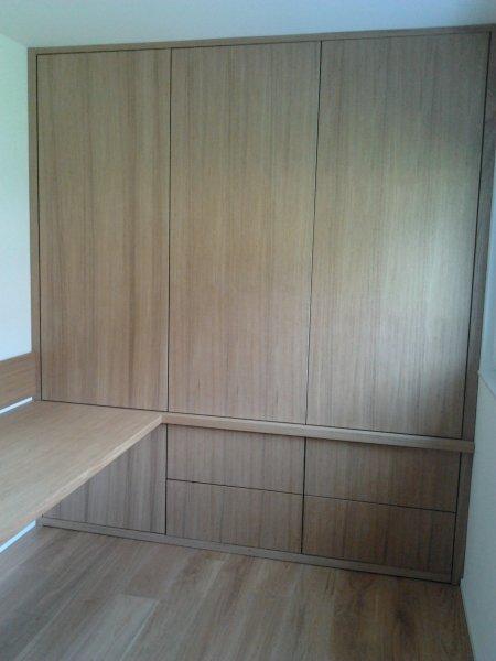 Mobili in legno su misura della bella franco falegnameria - Recupero mobili vecchi ...