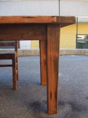 Tavolo in castagno Vecchio