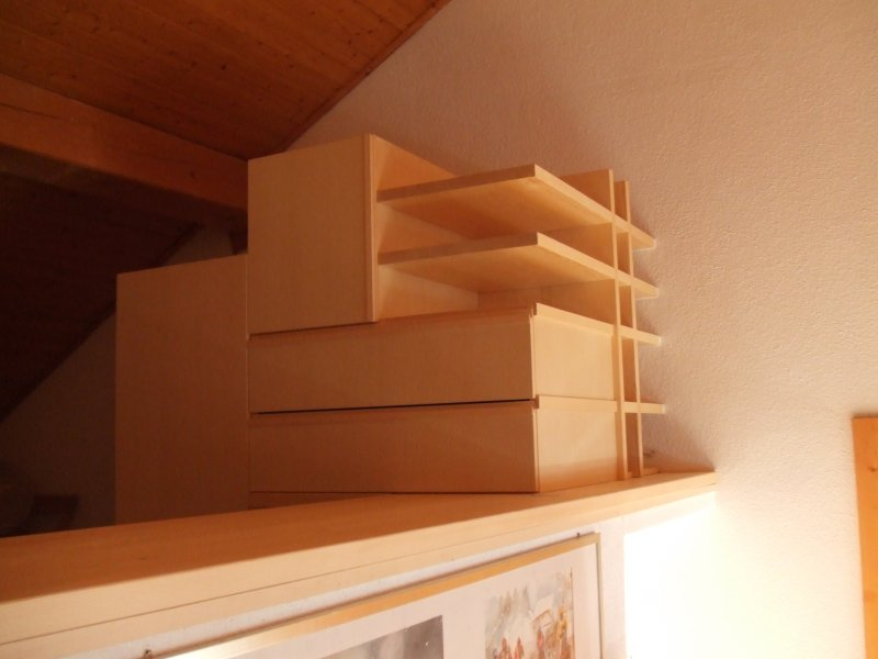 Mobili in legno su misura della bella franco falegnameria - Ristrutturazione mobili legno ...
