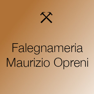 FALEGNAME MAURIZIO OPRENI