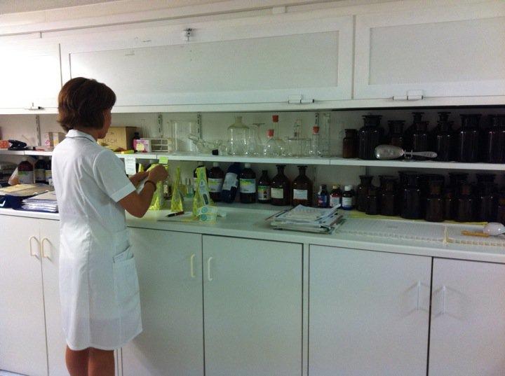 Preparazioni di Laboratorio