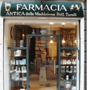 ANTICA FARMACIA DELLA MADDALENA DOTT. TORELLI R. & C. SNC