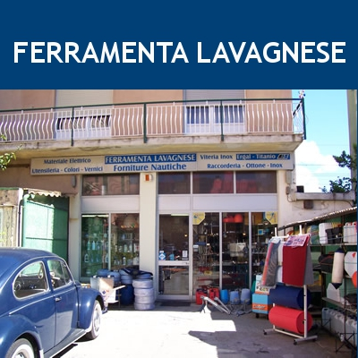 Ferramenta Lavagnese:Nautica a Lavagna