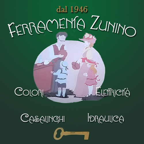FERRAMENTA ZUNINO DI ANDREA ZUNINO