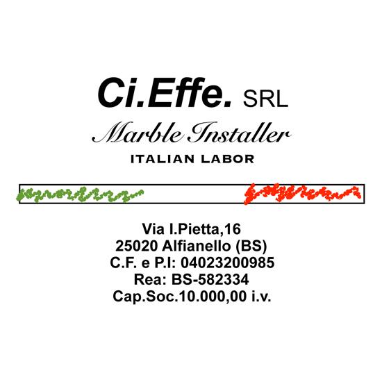 Ci.Effe: Marble Installer Srl LAVORAZIONE MARMI