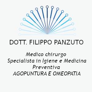 Dott. Panzuto Filippo Medico chirurgo Specialista in Igiene e Medicina Preventiva - Agopuntura - Omeopatia