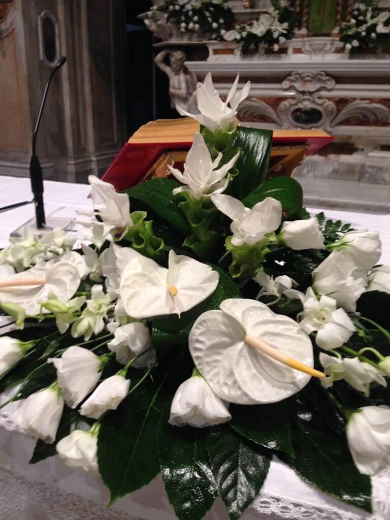 Famoso Addobbi per cerimonie | FIORI E PIANTE DI FLORENTINA BLIDAR QI99