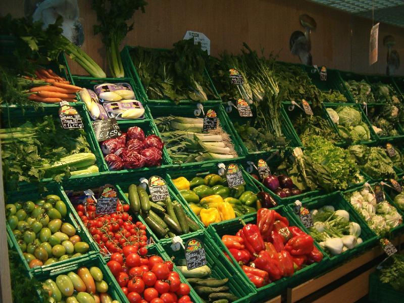 Floris:Alimentazione a Genova Molassana
