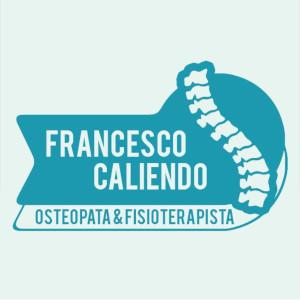 Osteopata a Roma. Chiama DOTT. FRANCESCO CALIENDO cell 3396780457