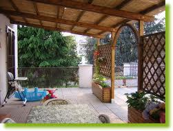 Montaggio strutture in legno