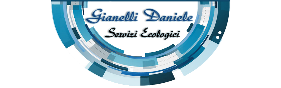 GIANELLI DANIELE SERVIZI ECOLOGICI