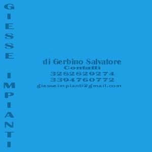 GIESSE IMPIANTI di GERBINO SALVATORE